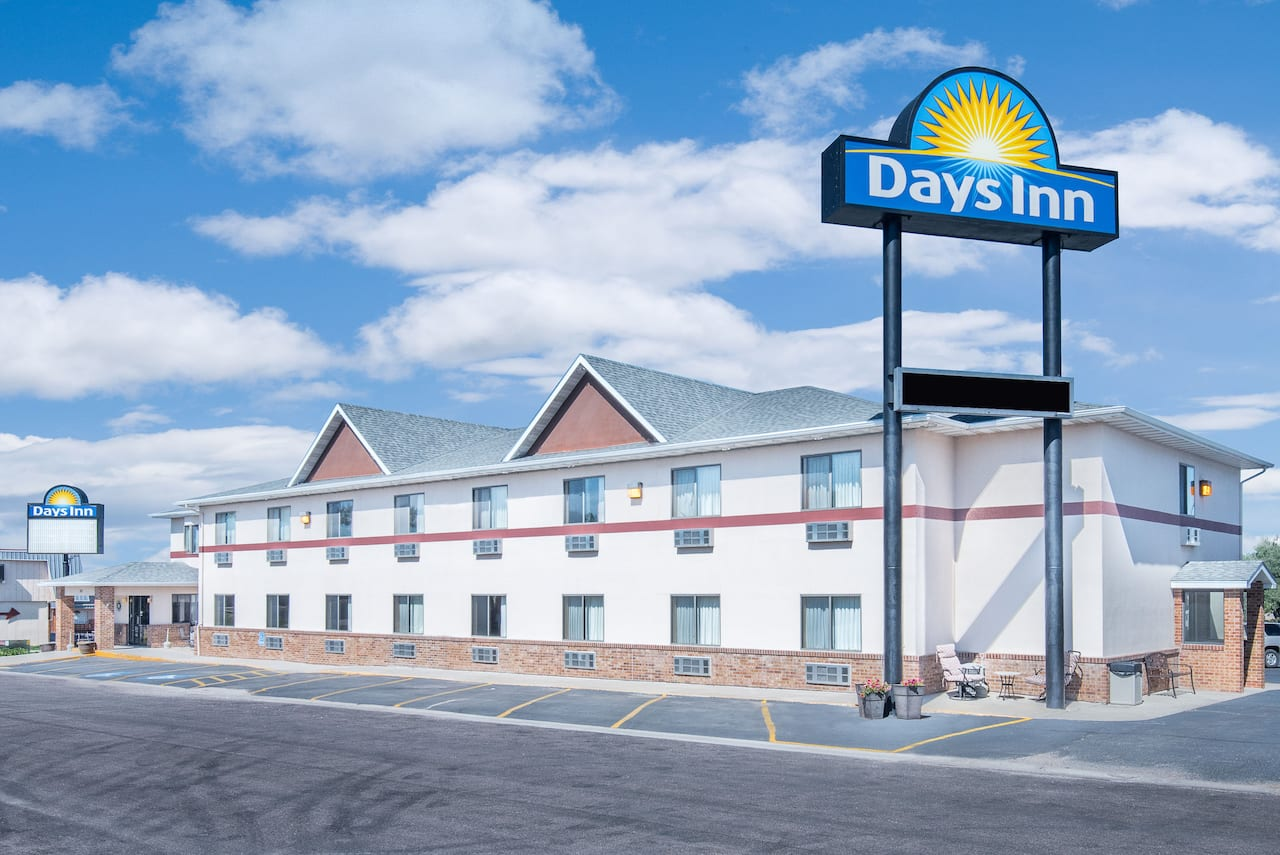Days Inn Wall in Wall, South Dakota