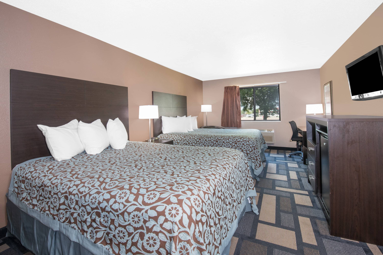 Guest room at the Days Inn Watertown in Watertown, South Dakota