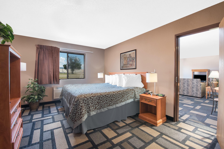 Days Inn Watertown suite in Watertown, South Dakota