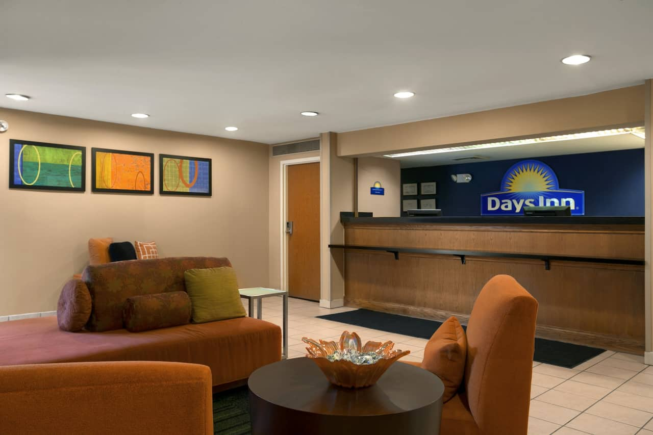 at the Days Inn Chattanooga/Hamilton Place in Chattanooga, Tennessee