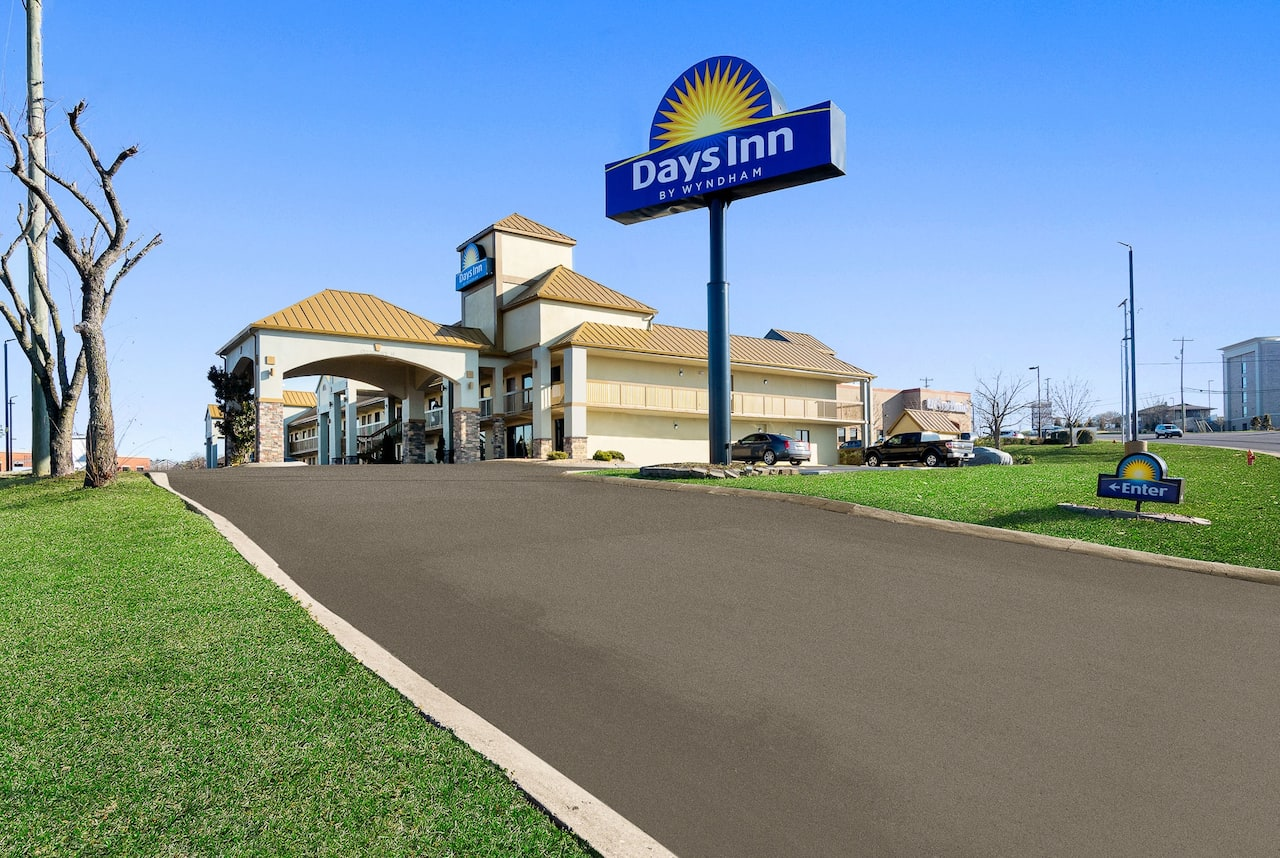 Days Inn Goodlettsville in Nashville, Tennessee