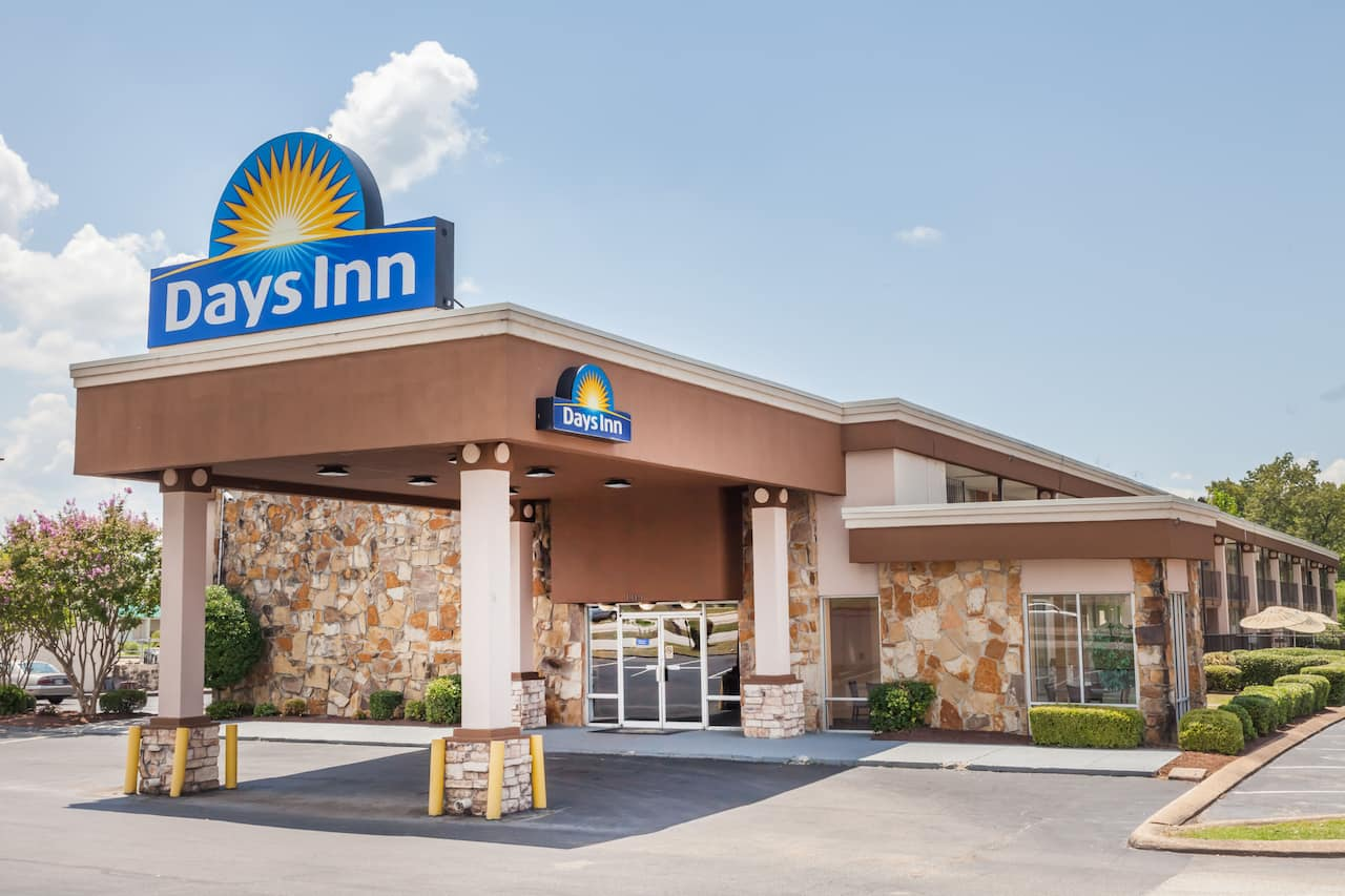 Days Inn Jackson in Brownsville, Tennessee