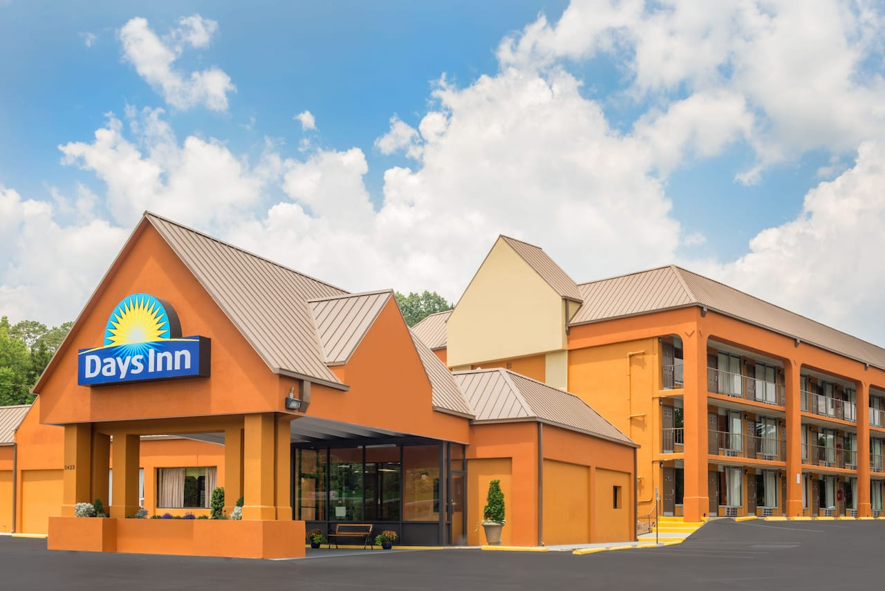 Days Inn Knoxville East in Knoxville, Tennessee