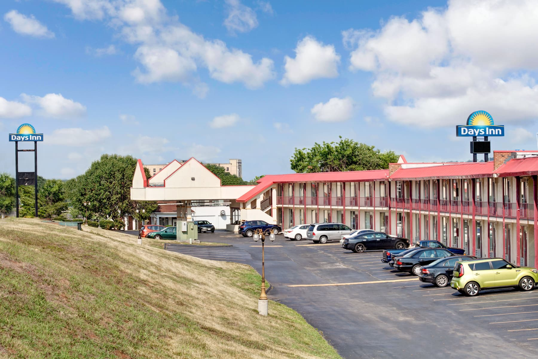 Days Inn By Wyndham Knoxville West Knoxville Tn Hotels