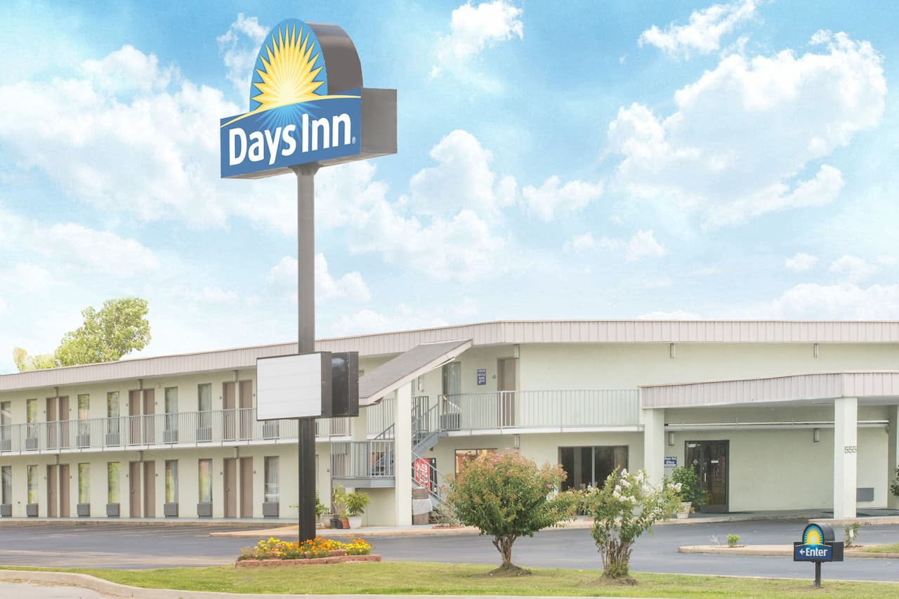 Days Inn Ripley in Brownsville, Tennessee