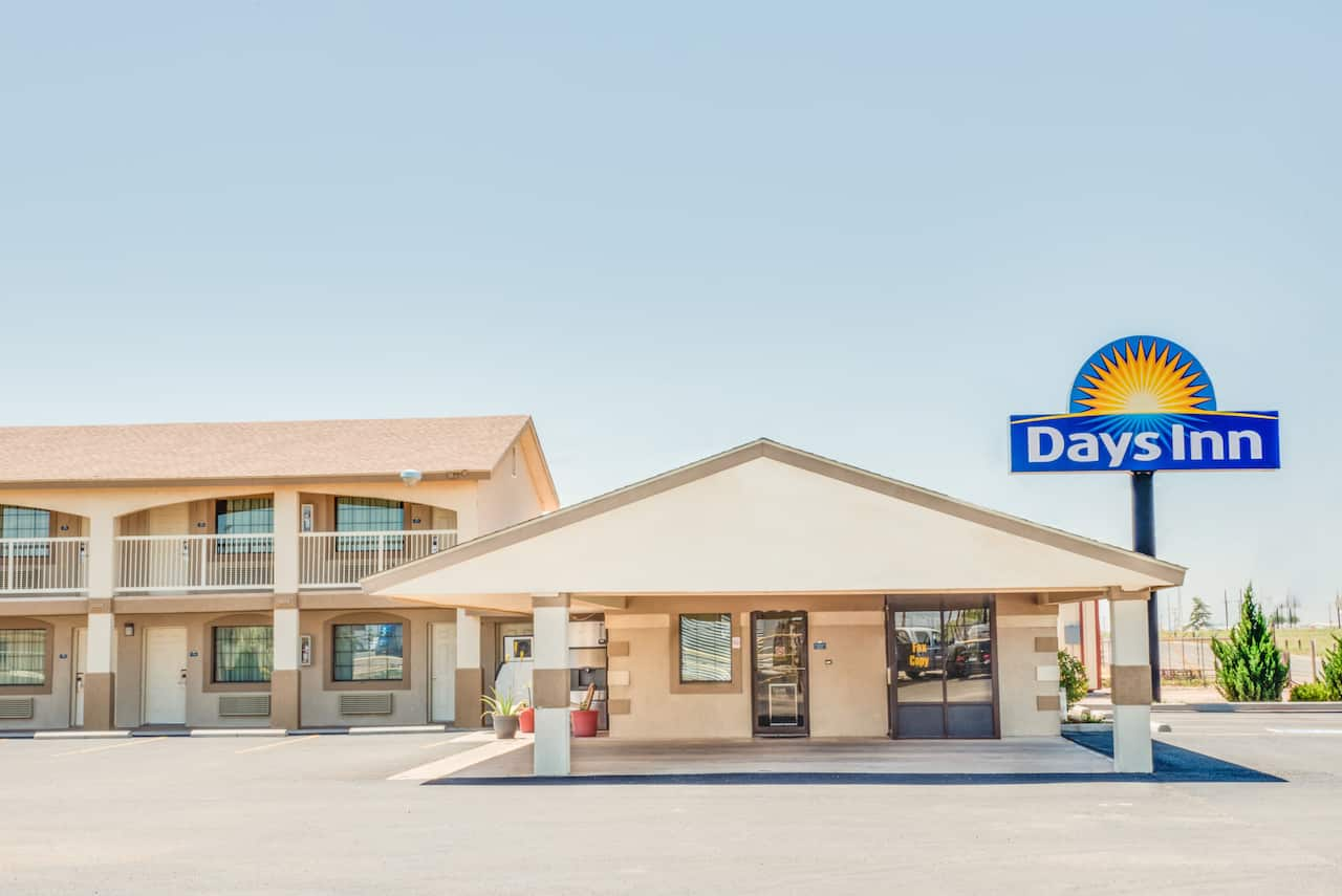 at the Days Inn Andrews Texas in Andrews, Texas
