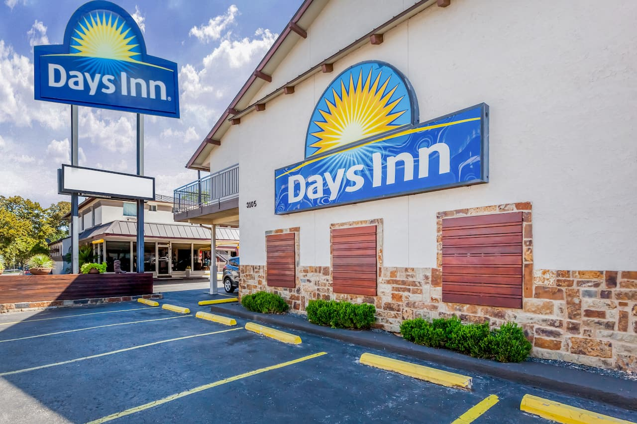 Days Inn Austin/University/Downtown in Austin, Texas