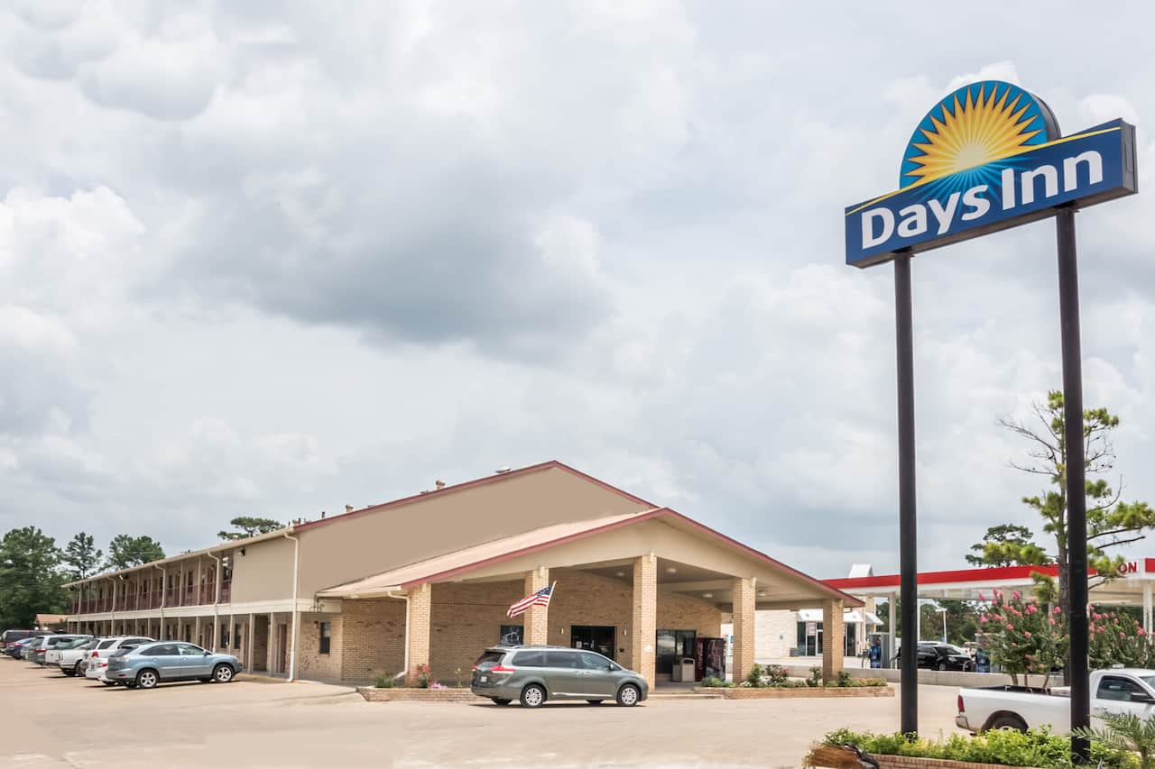 Days Inn Bastrop in Giddings, Texas