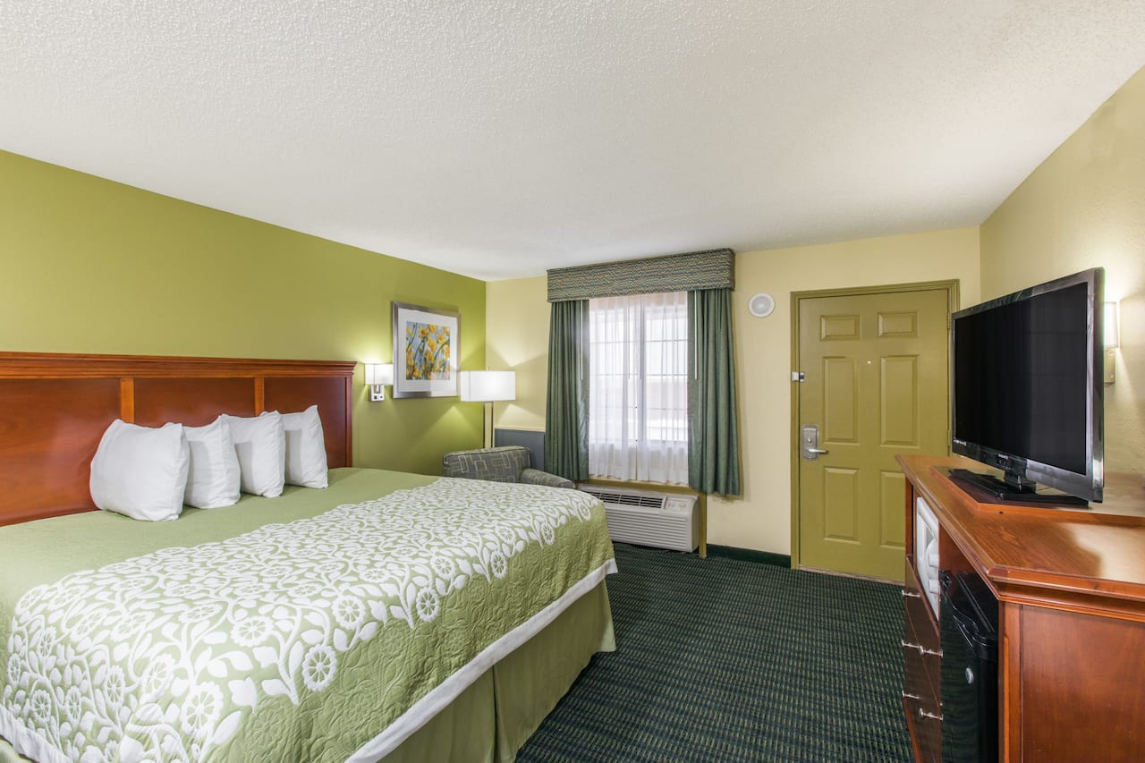 at the Days Inn & Suites Big Spring in Big Spring, Texas