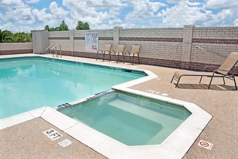 Pool At The Days Inn El Campo Tx In Texas