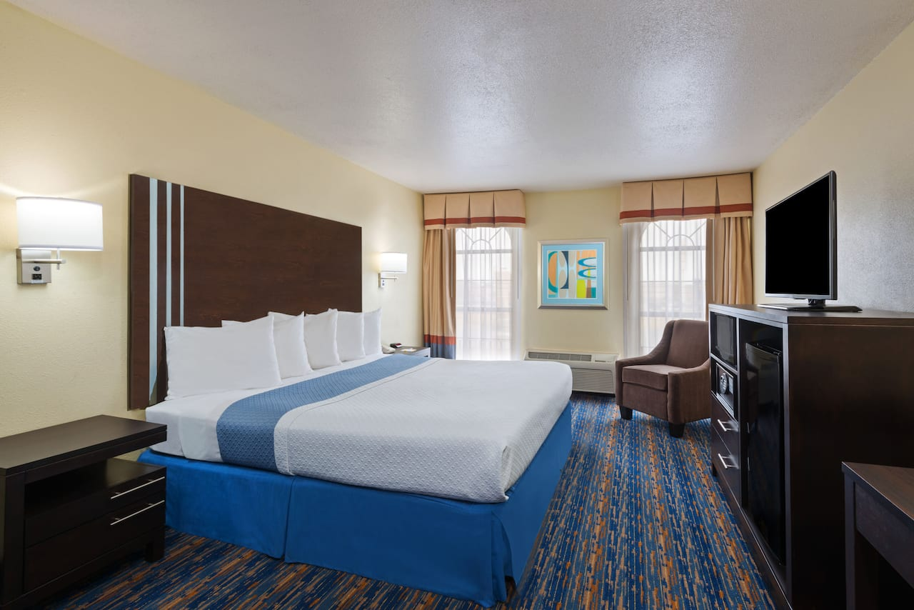 at the Days Inn Fort Worth-Stockyards in Fort Worth, Texas