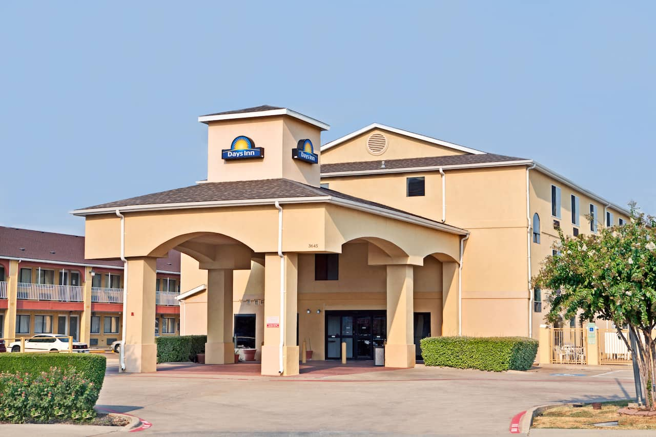 Days Inn Dallas Garland West In Forney Texas
