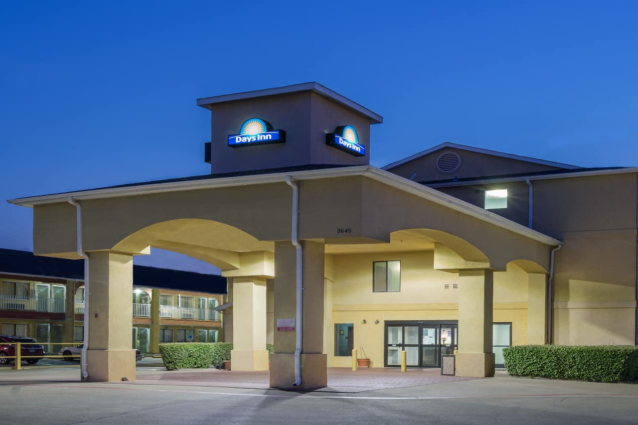 at the Days Inn Dallas Garland West in Garland, Texas