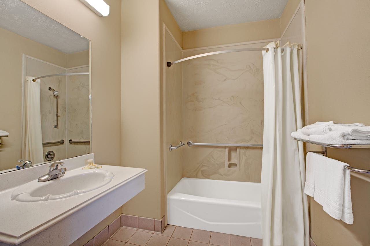 at the Days Inn & Suites Houston North/FM 1960 in Houston, Texas
