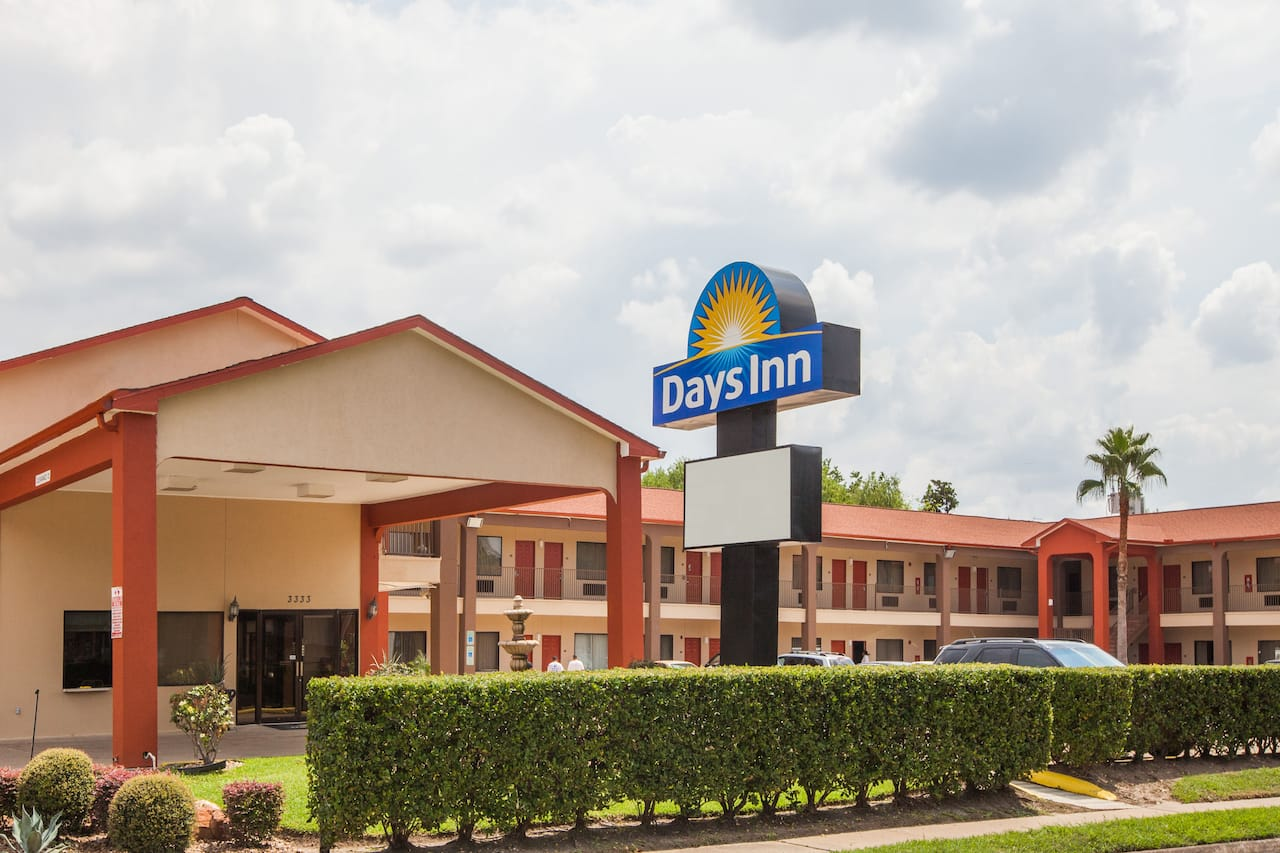 at the Days Inn Houston-Galleria TX in Houston, Texas