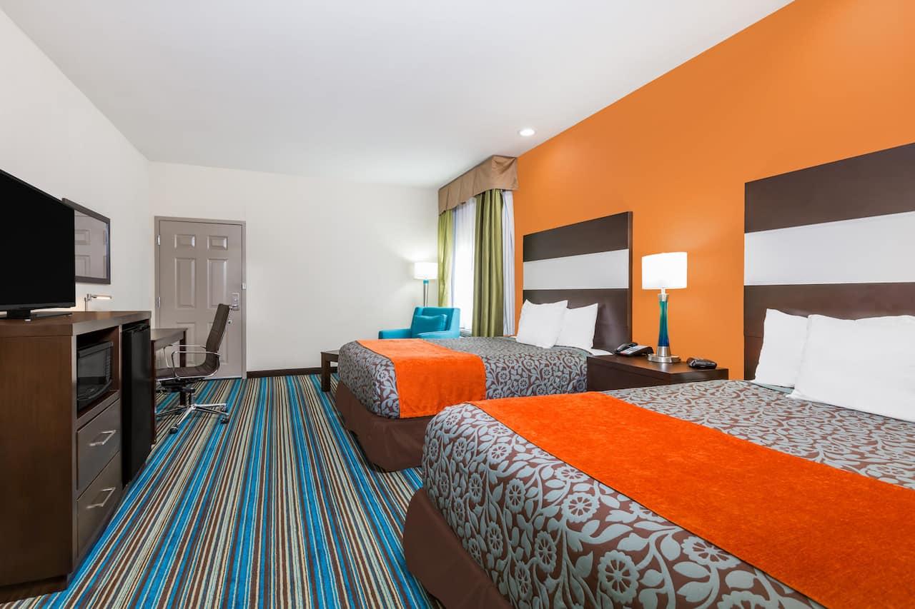 at the Days Inn & Suites Katy in Katy, Texas