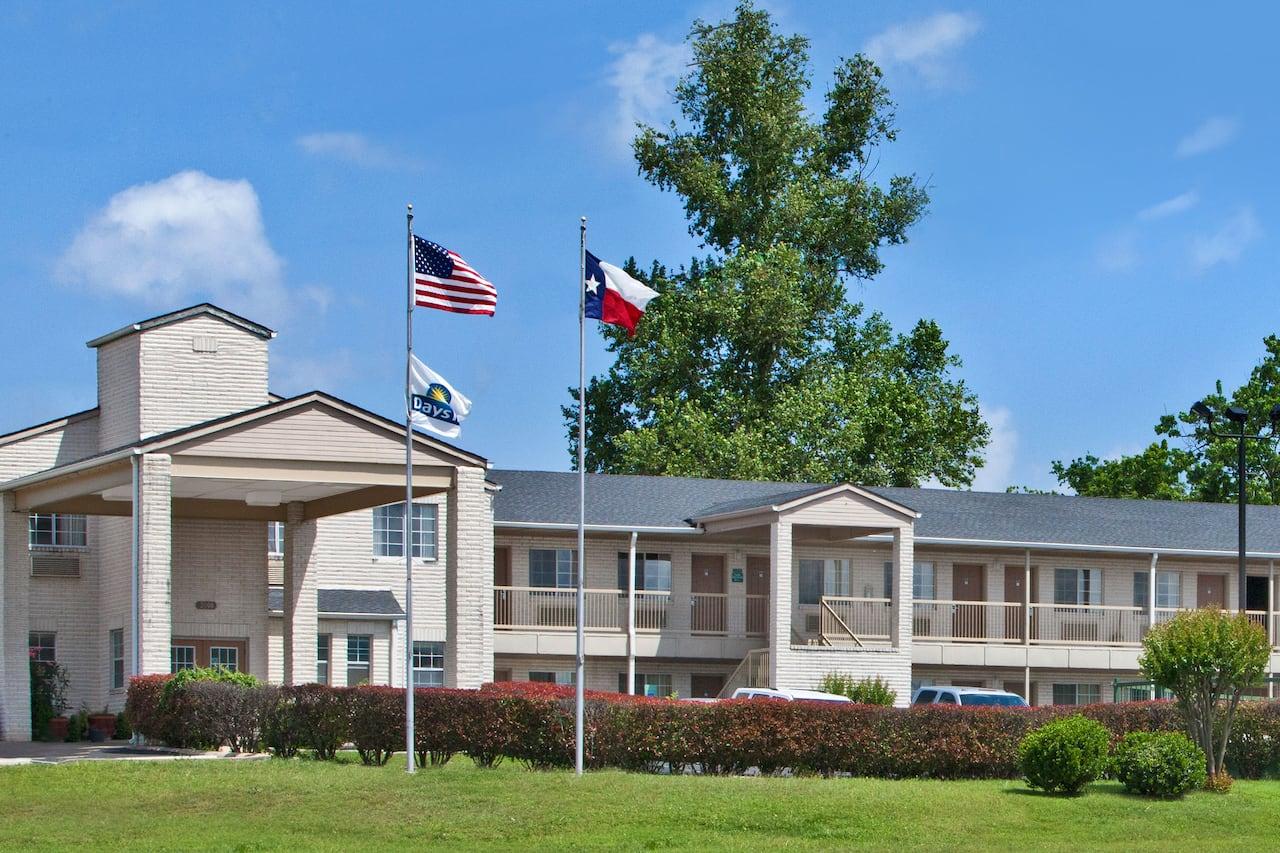 at the Days Inn Kerrville in Kerrville, Texas