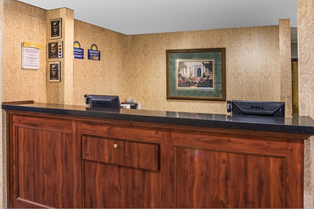 at the Days Inn Killeen Fort Hood in Killeen, Texas