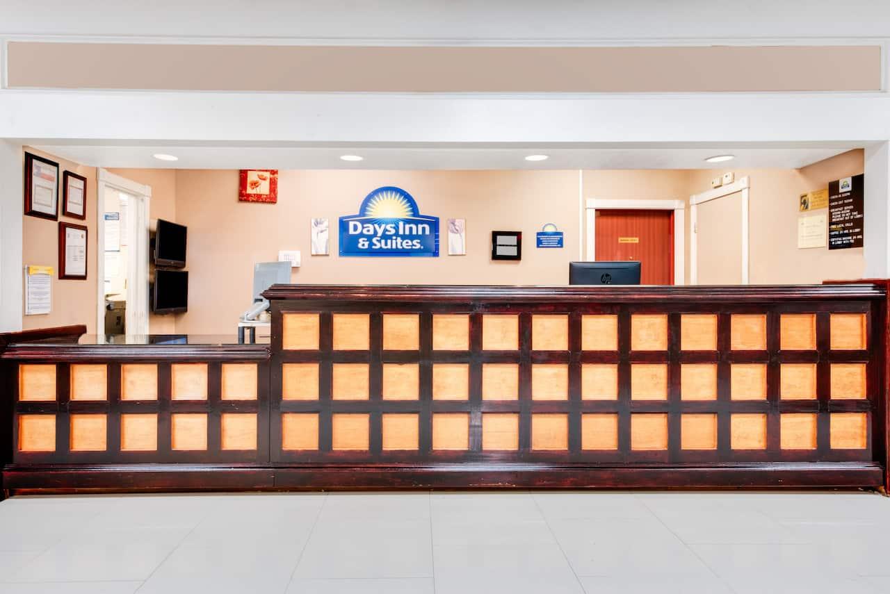 at the Days Inn & Suites Laredo in Laredo, Texas