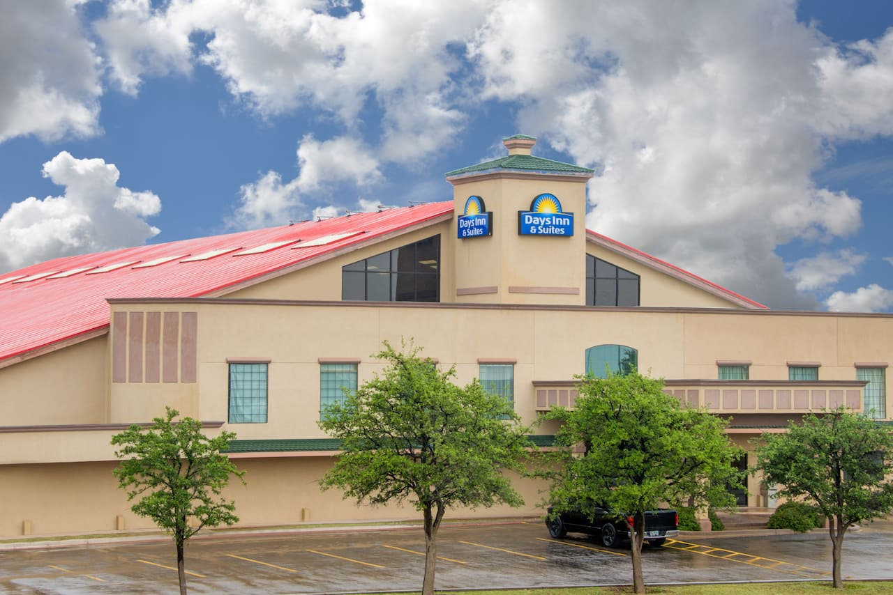 Days Inn Lubbock South In Slaton Texas