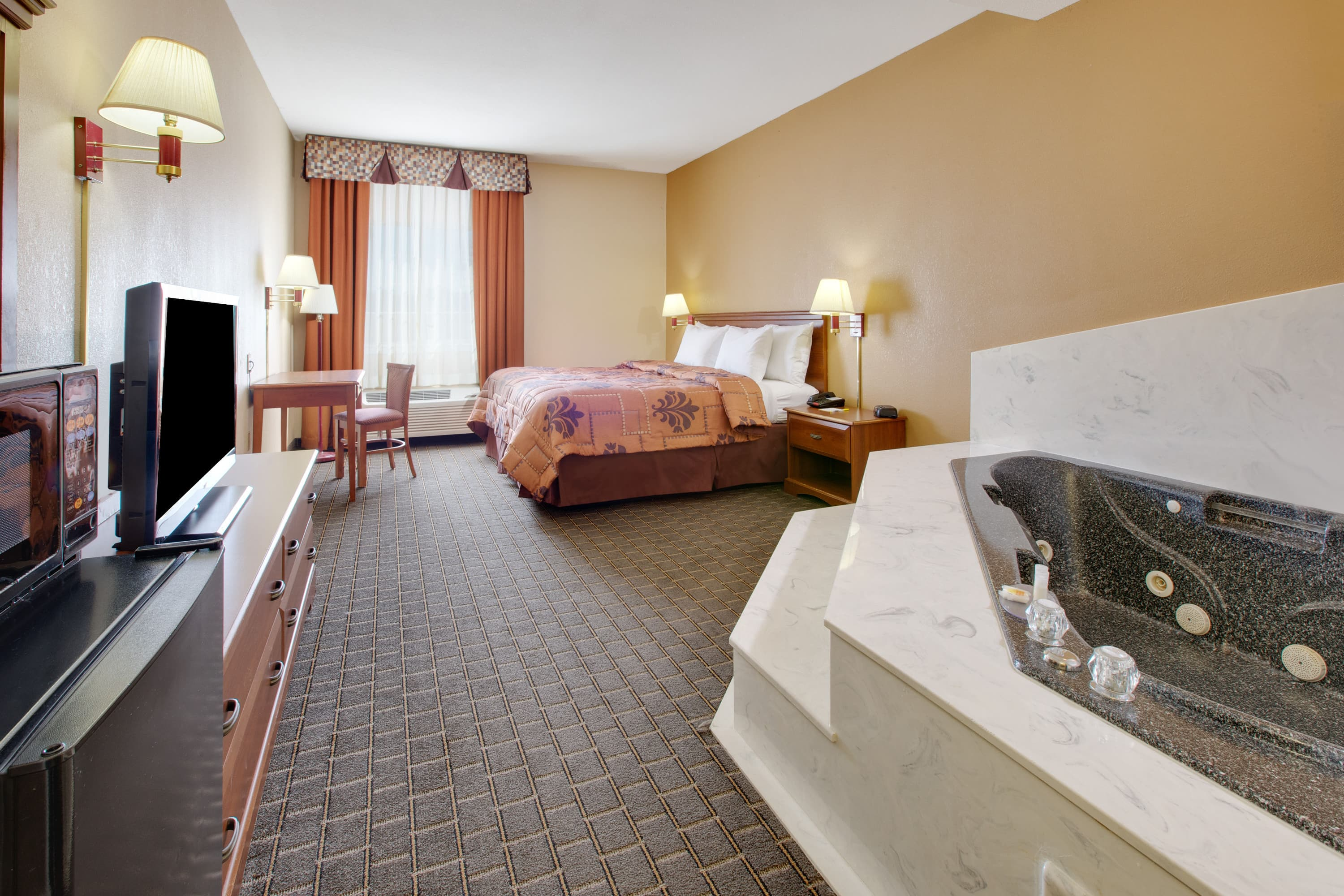 Days Inn Mesquite Rodeo TX suite in Mesquite, Texas