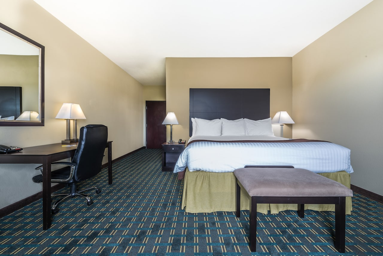 at the Days Inn & Suites Mineral Wells in Mineral Wells, Texas
