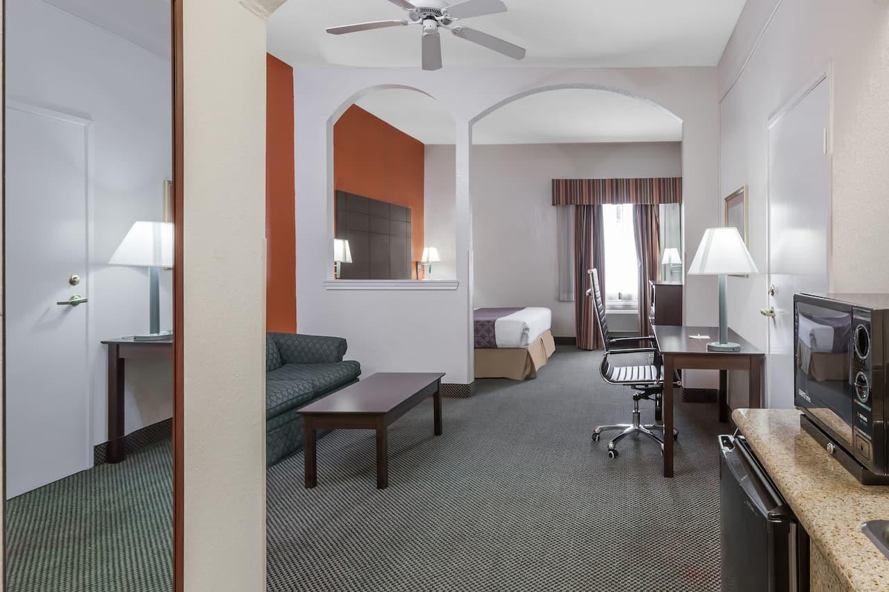 at the Days Inn & Suites Pasadena in Pasadena, Texas