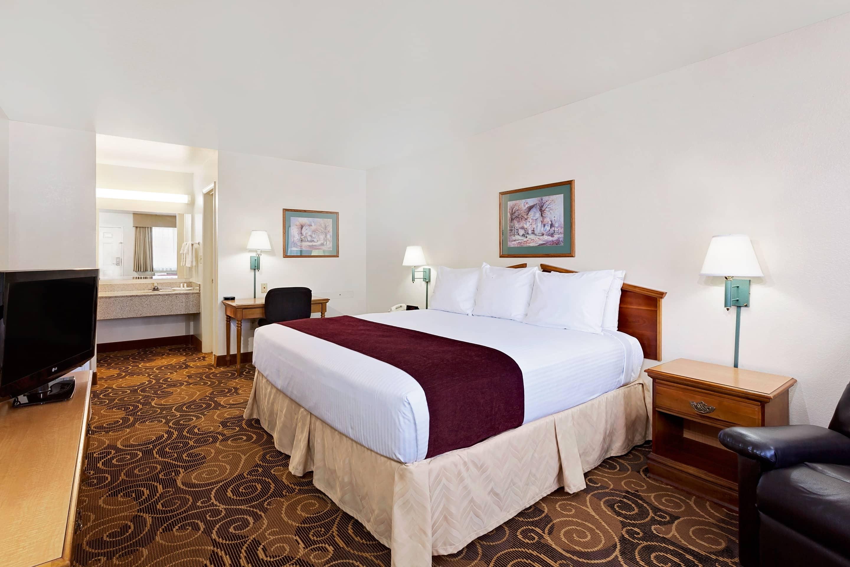 Guest room amenity at Days Inn San Angelo in San Angelo, Texas