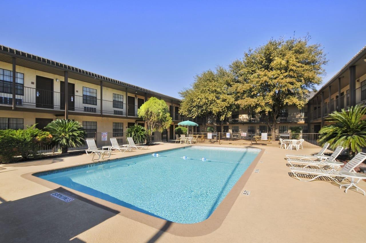 at the Days Inn San Antonio/Near Lackland AFB in San Antonio, Texas