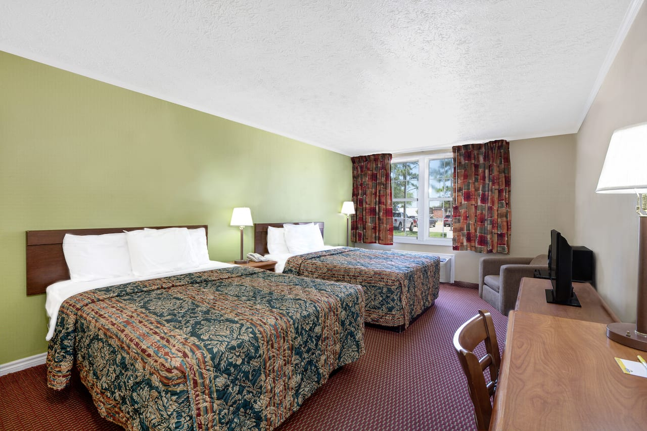 at the Days Inn & Suites - Sugarland/Stafford in Stafford, Texas