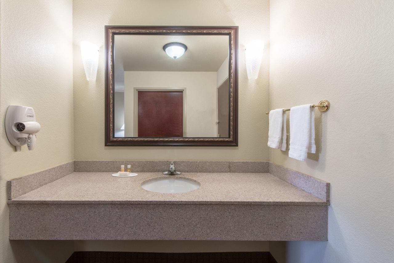 at the Days Inn & Suites Wichita Falls in Wichita Falls, Texas