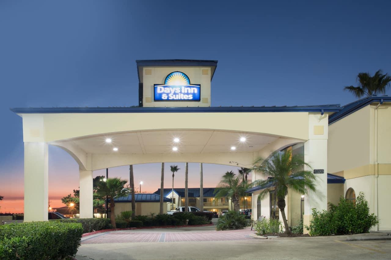 at the Days Inn & Suites Winnie in Winnie, Texas