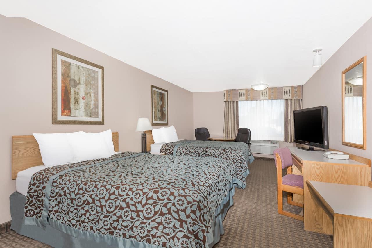 at the Days Inn & Suites Kanab in Kanab, Utah