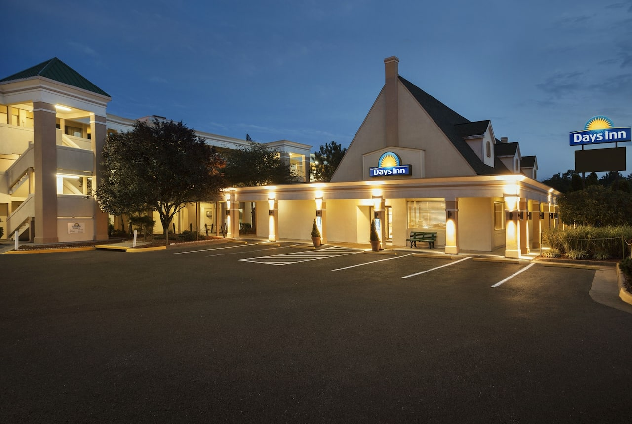 Days Inn Alexandria in Springfield, Virginia