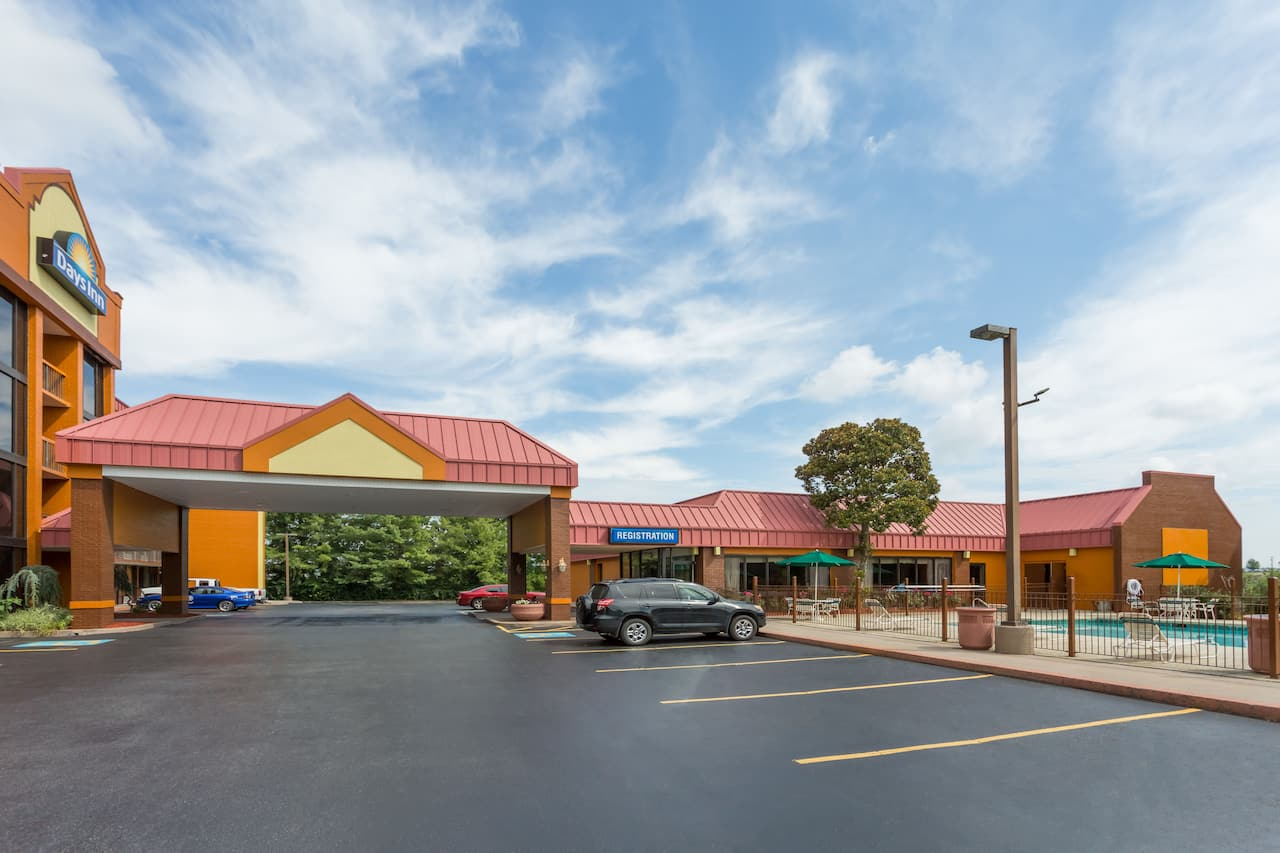 Days Inn Bristol in  Bristol,  Virginia