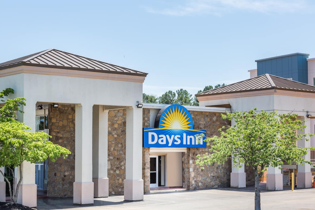 Days Inn Charlottesville/University Area in Waynesboro, Virginia