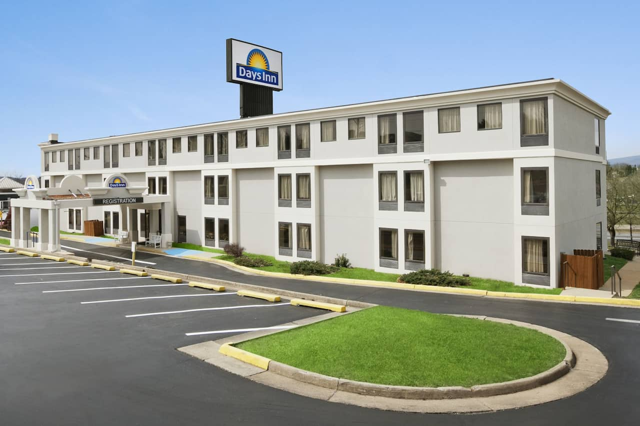 Days Inn Harrisonburg in New Market, Virginia