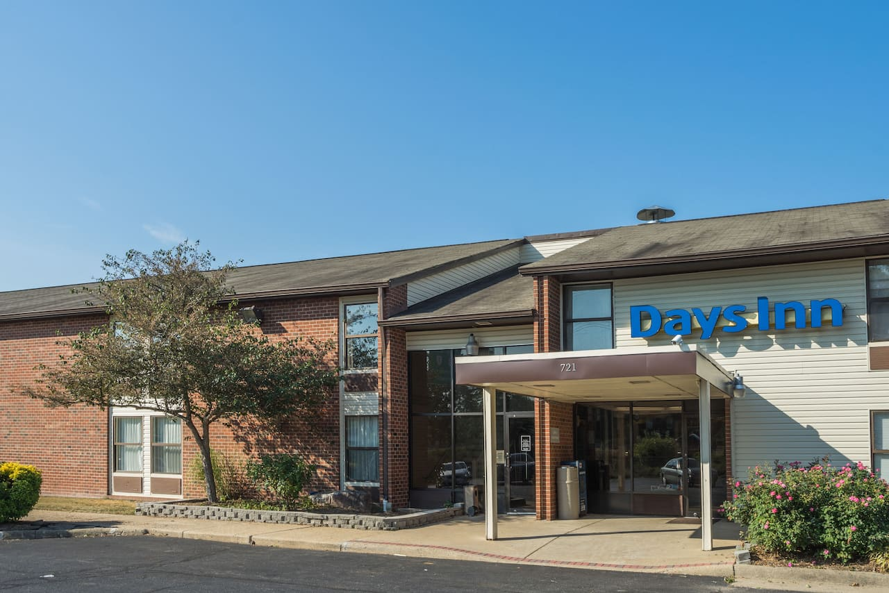 Days Inn Leesburg in Frederick, Maryland
