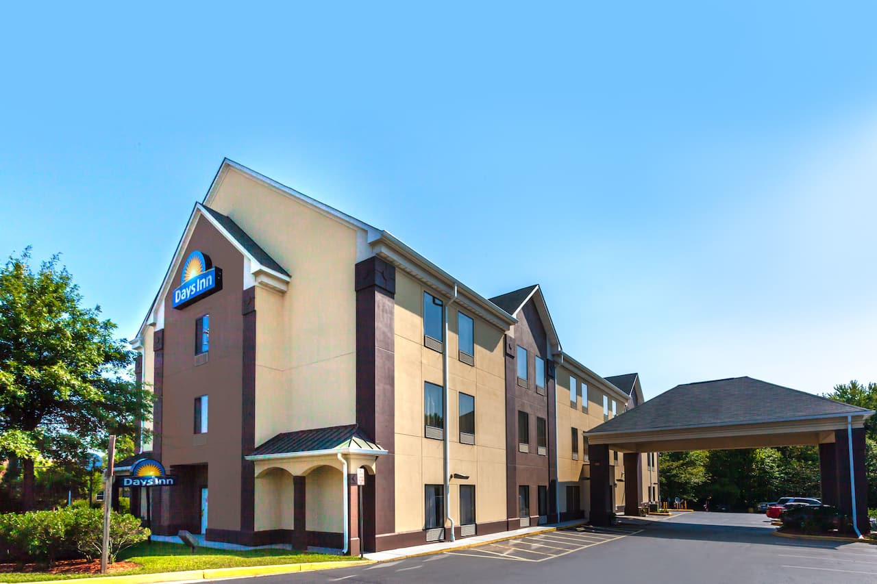 Days Inn Manassas in Chantilly, Virginia