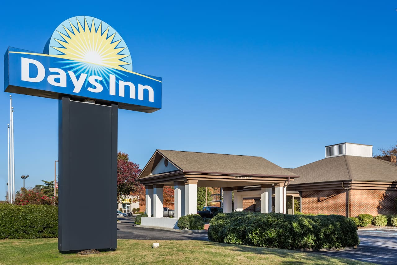 Days Inn Onley in  Onley,  Virginia