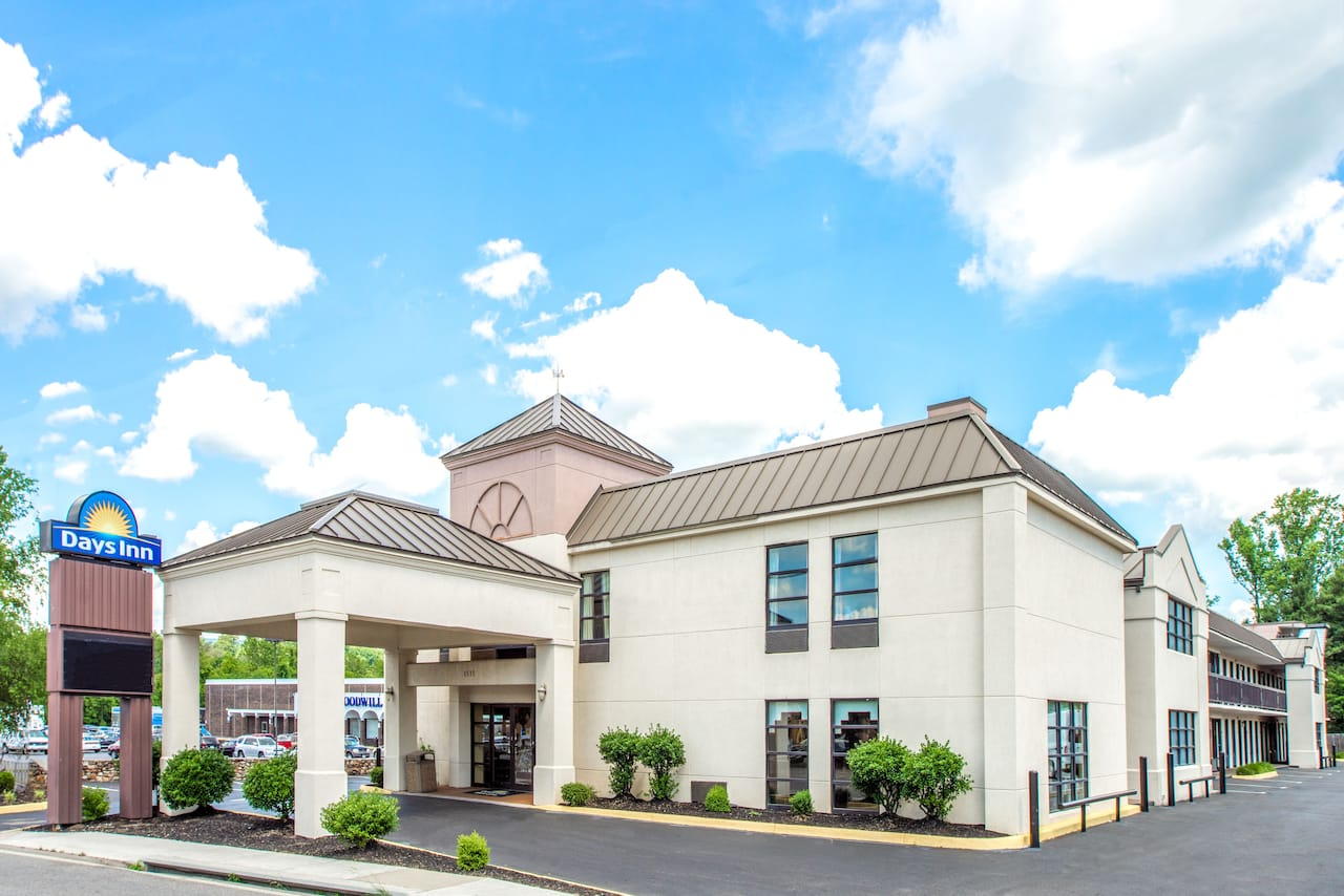 Days Inn Salem in Roanoke, Virginia