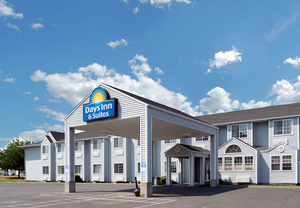 Days Inn & Suites Spokane Airport Airway Heights in Spokane, Washington