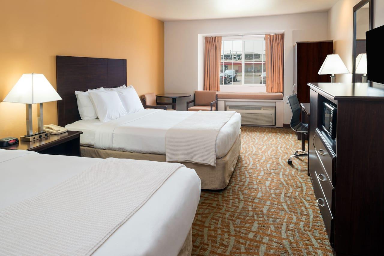 at the Days Inn & Suites Spokane Airport Airway Heights in Airway Heights, Washington