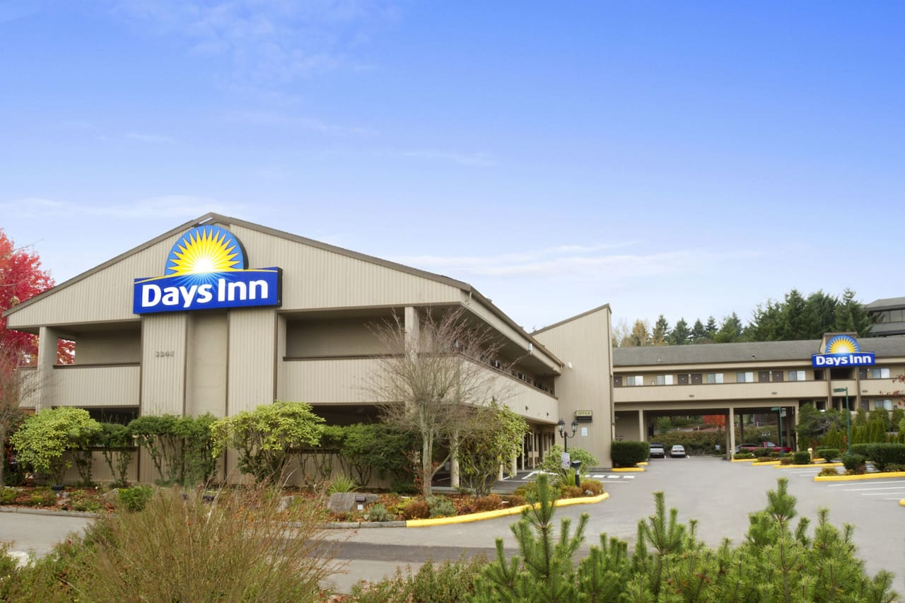 Days Inn Bellevue Seattle in Kenmore, Washington