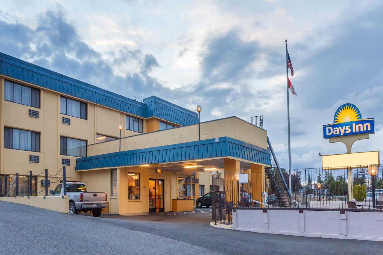 Days Inn Bellingham In Washington