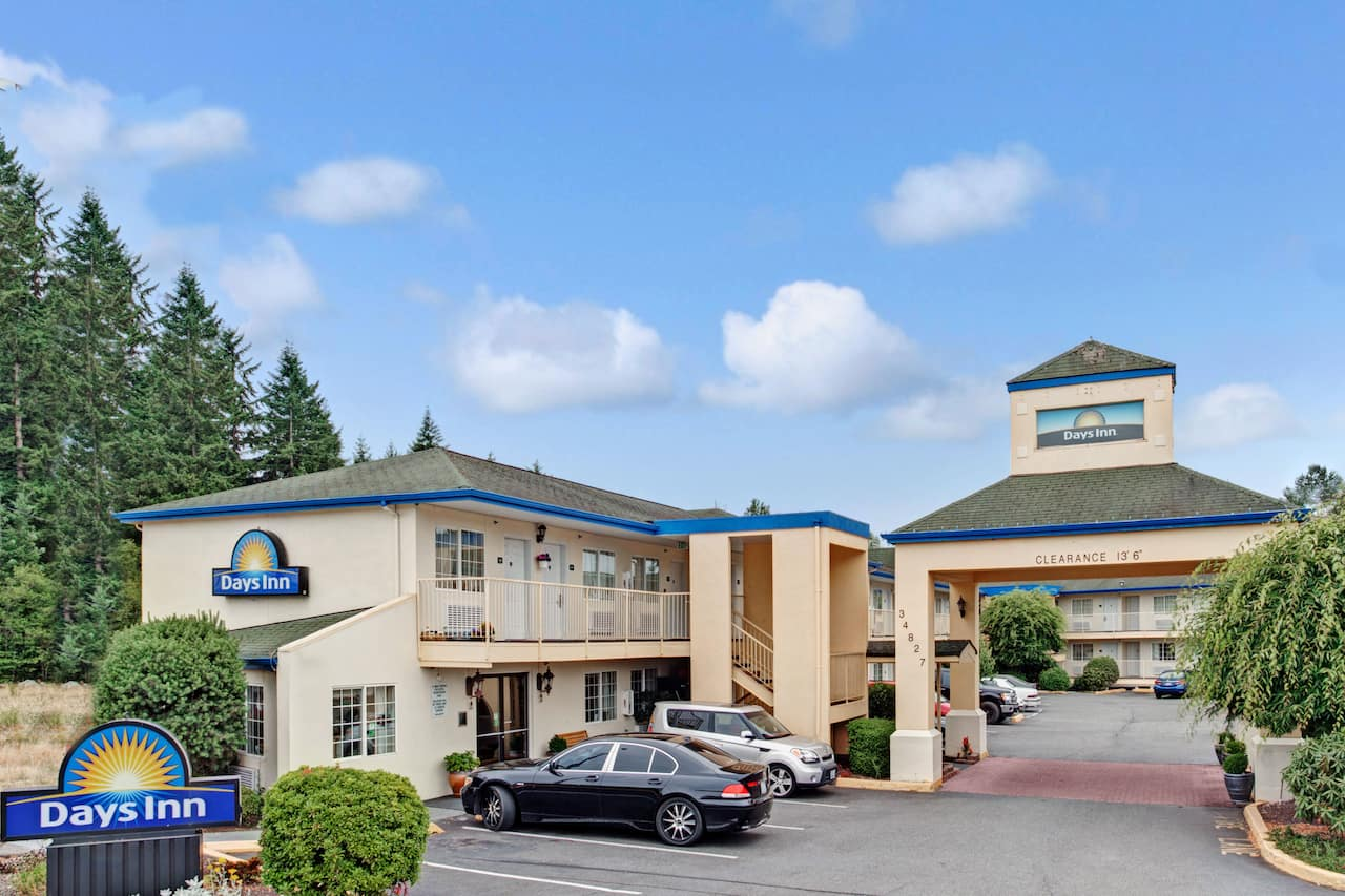 Days Inn Federal Way in Tukwila, Washington