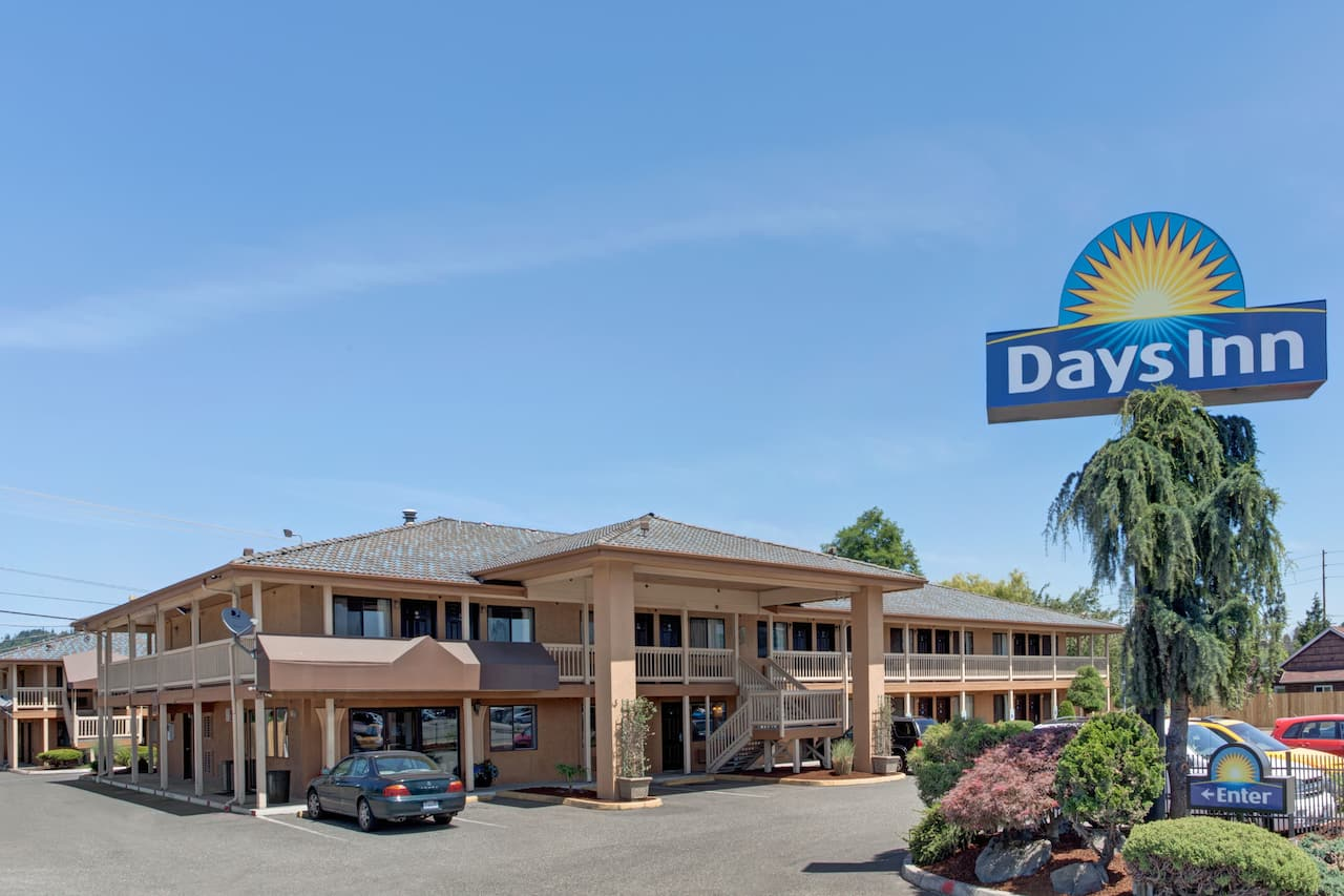 Days Inn Fife in Kent, Washington
