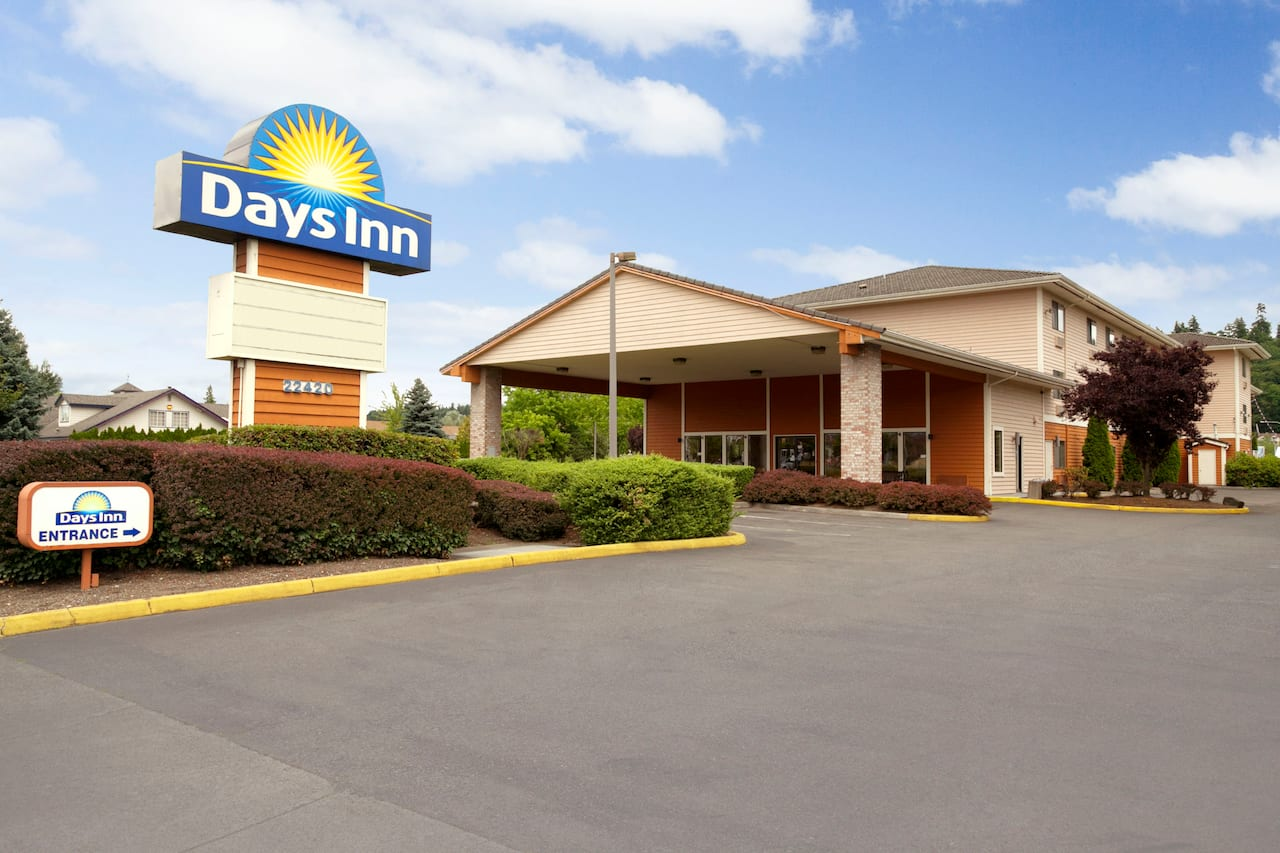 Days Inn Kent 84th Ave in Federal Way, Washington