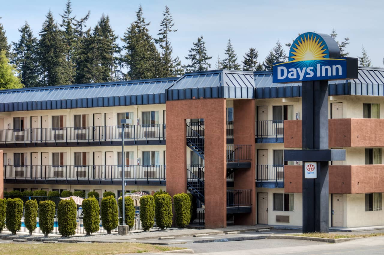 Days Inn Port Angeles in Victoria, British Columbia