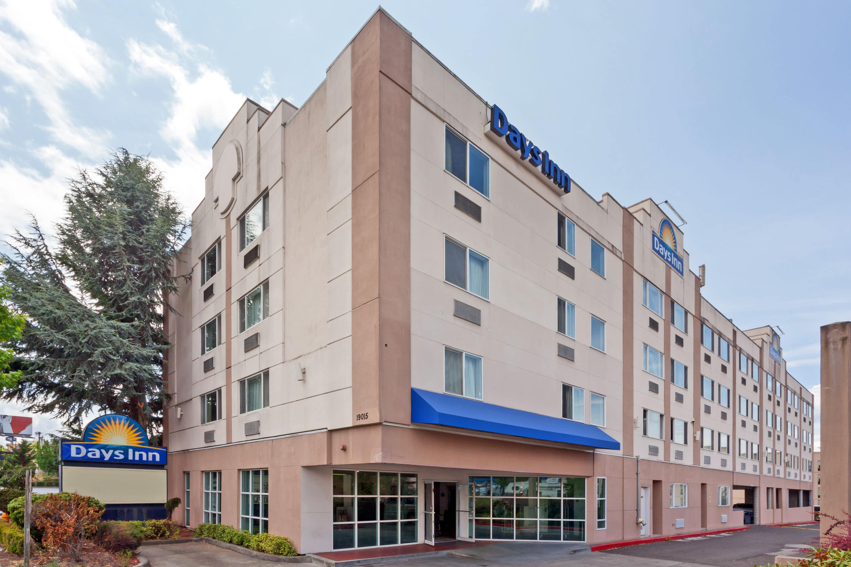 Days Inn By Wyndham Seatac Airport Seattle Wa Hotels